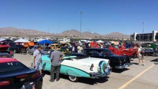 SCC Las Vegas 2017 Show & Shine Car Show