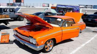 SCC Las Vegas 2015 Show & Shine Car Show