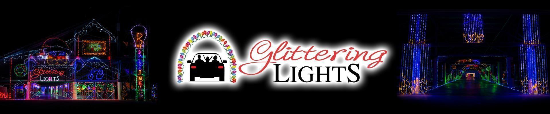 Glittering Lights at Las Vegas Motor Speedway Header