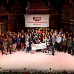 SCC New Hampshire Grant Ceremony