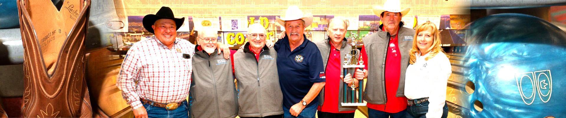 Bob Tallman WNFR Charity Bowling Tournament Header